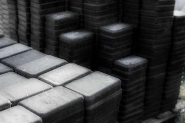 Бизнес на производстве тротуарной плитки